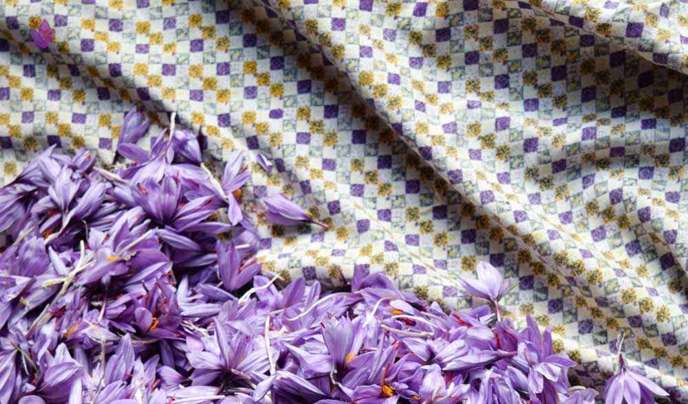 منظورمان از گلبرگ زعفران چیست؟